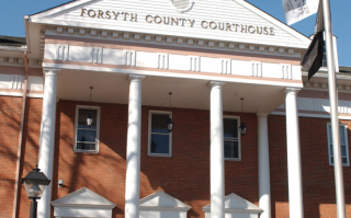 Forsyth-county-courthouse