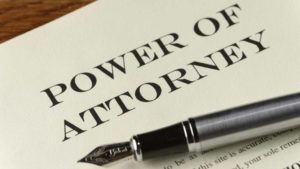 How do I create a medical power of attorney
