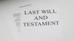 Creating a Will