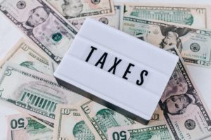 estate taxes